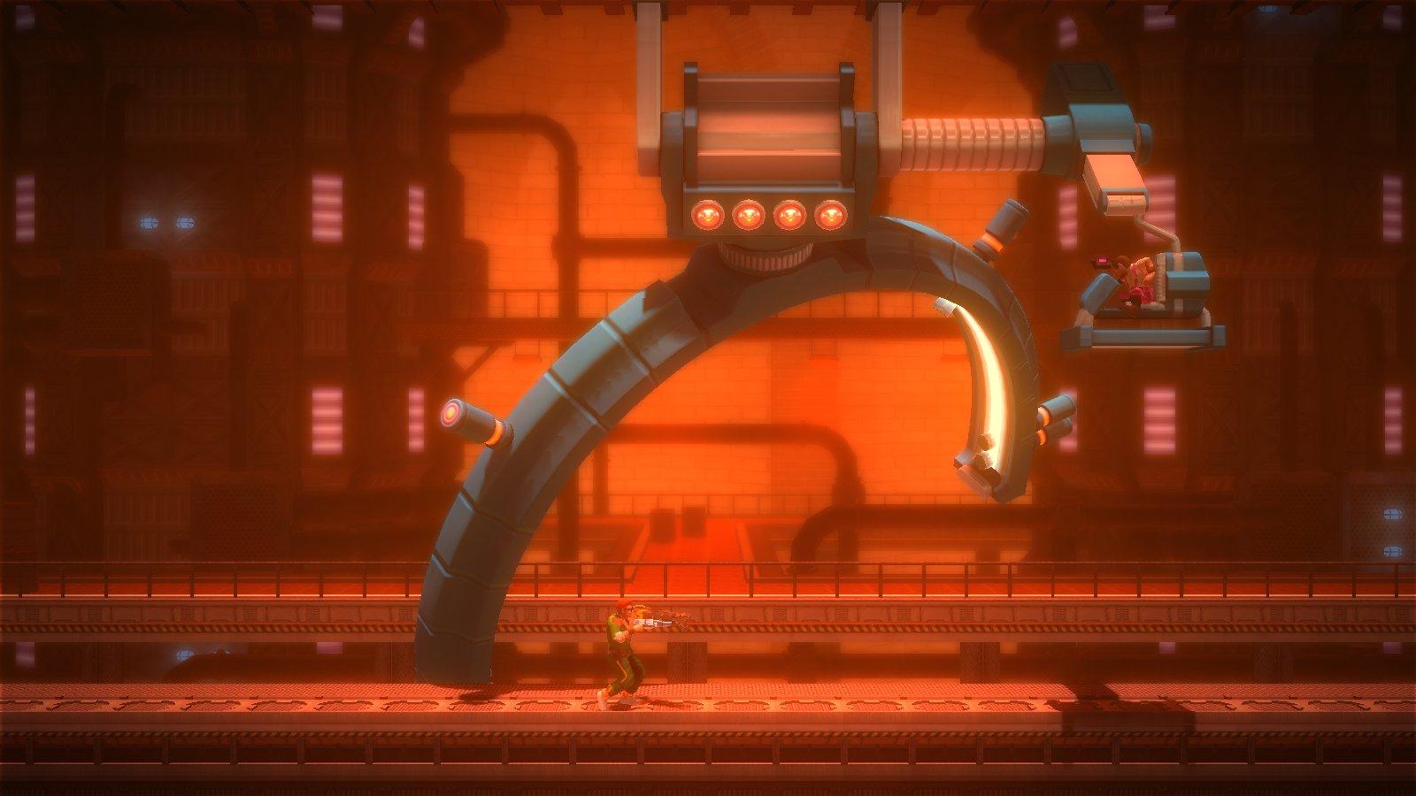 ��������� Bionic Commando: Rearmed ������� ����� ������