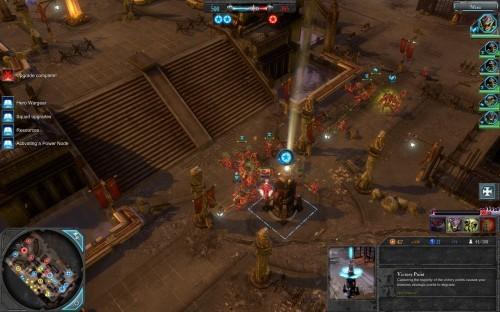 Tyranids in Warhammer 40,000 Dawn of War II
