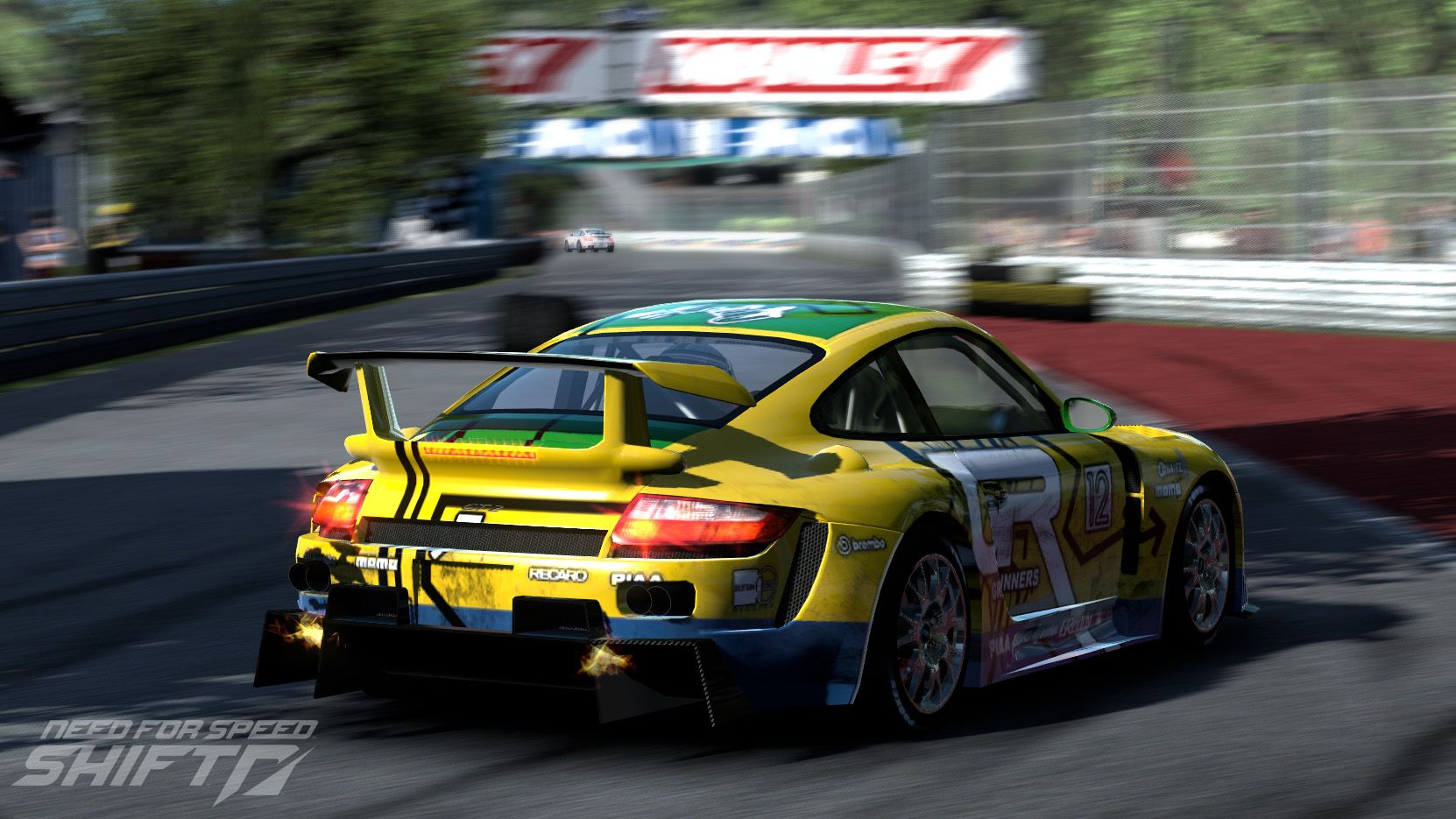 Новый need for speed — это project gotham racing с