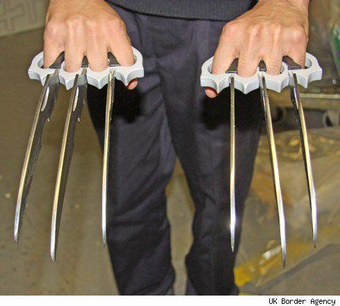 Как сделать когти на руку своими руками