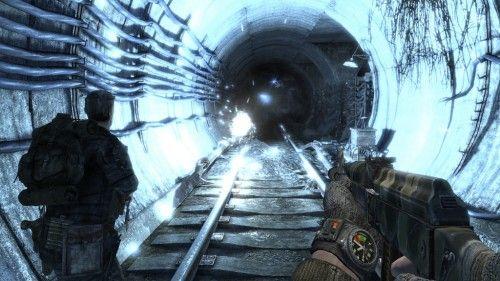 Metro 2033 и 8 гиг оперативки