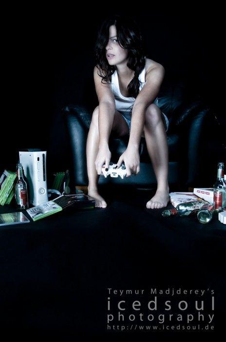 Девушки и игры