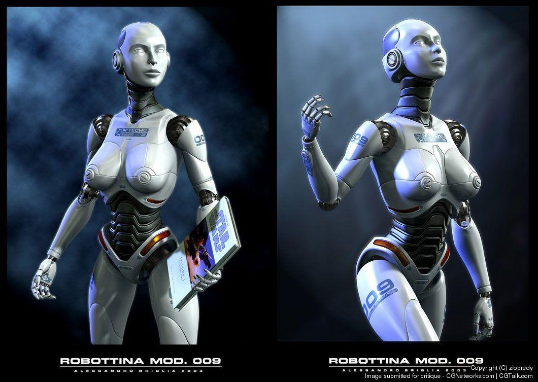 Что значит, если приснился Секс с роботом. Сниться Секс с роботом