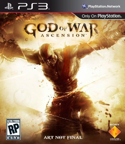 cover noscale Первый тизер God of War: Ascension