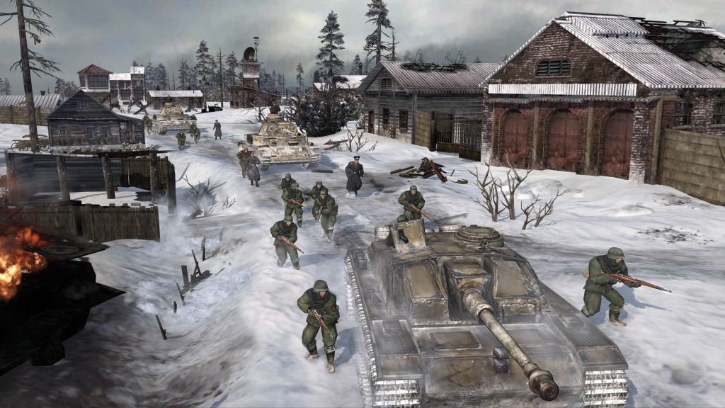 companyofheroes2onlinegermanadvance